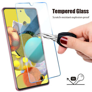 5X 9H HD Tempered Glass For Samsung Galaxy A12 M30 M40 M10S M30S A02S A72 A21S