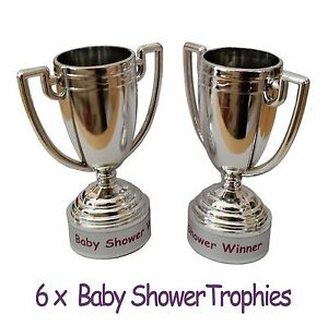 Baby Shower Party Games  6 Baby Shower Trophies  GAME PRIZE - Wakefield, United Kingdom - Baby Shower Party Games  6 Baby Shower Trophies  GAME PRIZE - Wakefield, United Kingdom