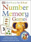 Get Ready for School Number Memory Games DK Children Cards 9780241197844