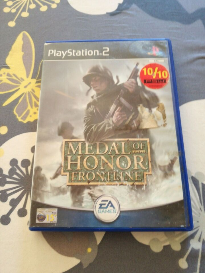 Medal of honor spil, PS2