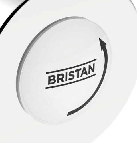 Bristan Sirrus Gummers Exposed Thermostatic Mixer Shower Valve 110mm 130mm 138mm