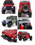 TRAXXAS-TRX4-LANDROVER-DEFENDER-LOGO-DECAL-STICKER-FRONT-AND-BACK-FAST-SHIPPING miniatuur 4