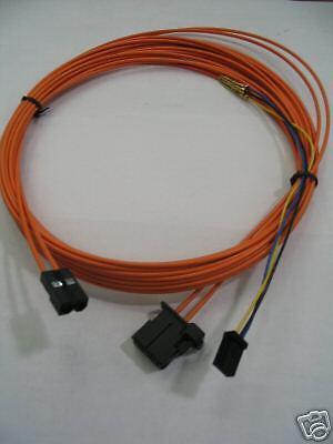Cavo CD cable Optical Ottico MERCEDES AUDIO 20 a caricatore originale MERCEDES