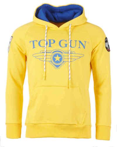 Top Gun Herren Kapuzenpullover Hoodie Hoody 6552 Destroyer