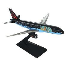 NEUF/AVION TINTIN AIRBUS A320 BRUSSELS AIRLINES 1/200