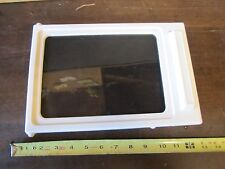 Fisher Price Fun with Food kitchen part oven door see thru tinted window close