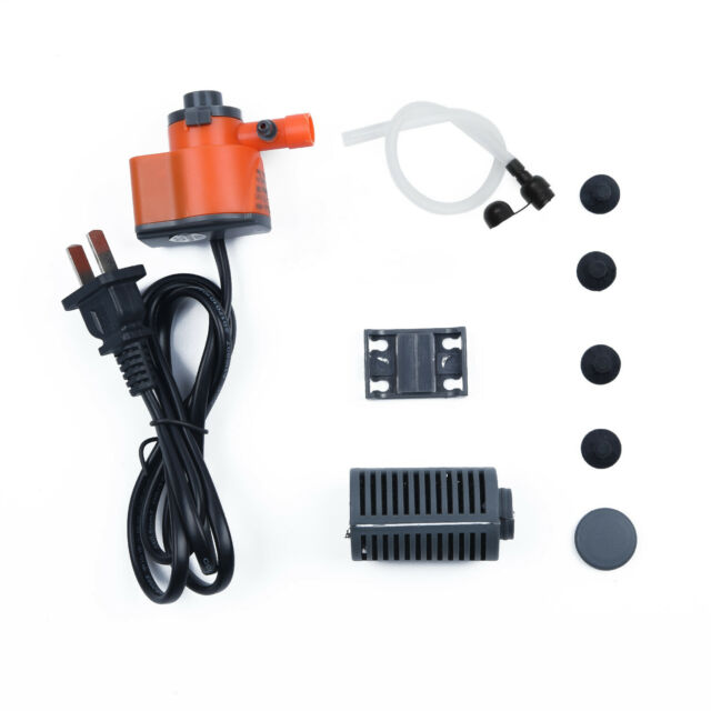 Aquarium Internal Filter Accessories Fish Tank Oxygen Submersible Pump Spray