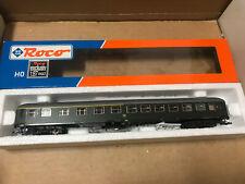 DB unbespielt in OVP Roco H0 44742 D-Zug Personenwagen Schnellzugwagen 1.//2.Kl