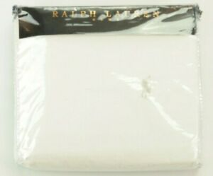 Ralph Lauren Weiß Doppelbett Bettwäsche Ebay