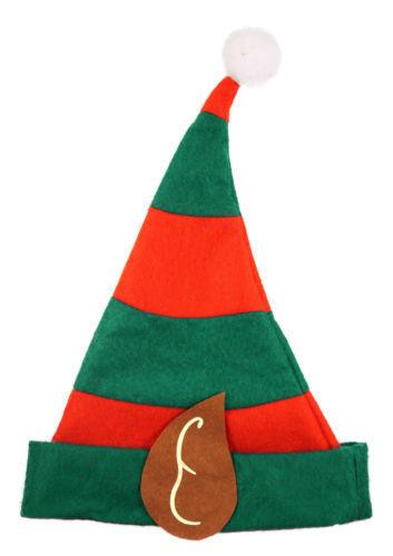 ADULT Christmas Hats Party Funny Mens Womens Xmas Fancy Dress Secret