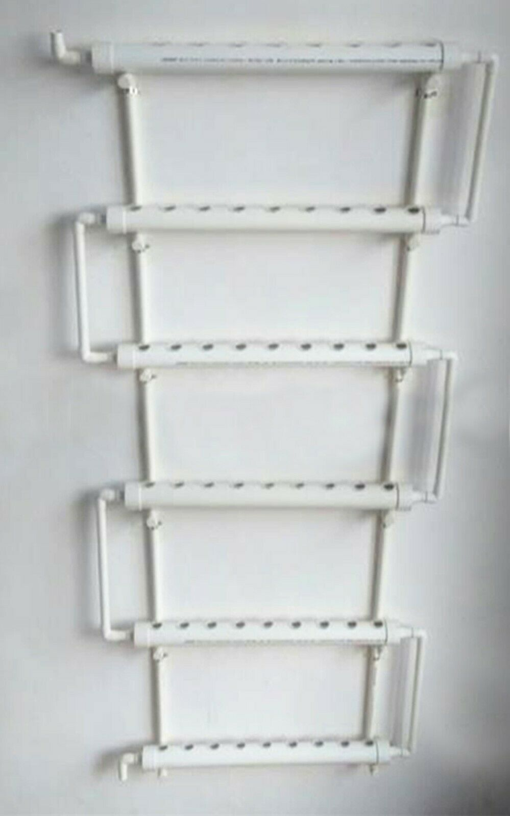 Hydroponic 54 Wall Mounted Plant Growing System now available. Grow Organically