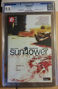 Sunflower-1-451-Studio-1st-Print-Very-Low-print-run-only-CGC-9-8-NM-M-available