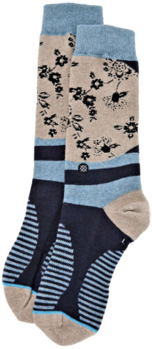 Socks Man Blue STANCE Men Socks Top Stich Warp Knir Cashmere Radius Blue