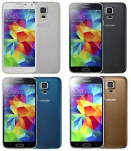 Samsung-Galaxy-S5-G900F-Unlocked-Smartphone-16GB-16MP-Android-OS-4G-LTE-3-Colors