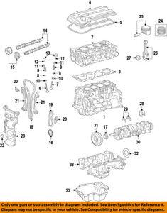 NISSAN OEM 13-15 Juke-Engine Timing Chain Guide 130911KC3A | eBayeBay