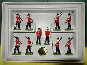 W. Britain Le Régiment York And Lancaster
