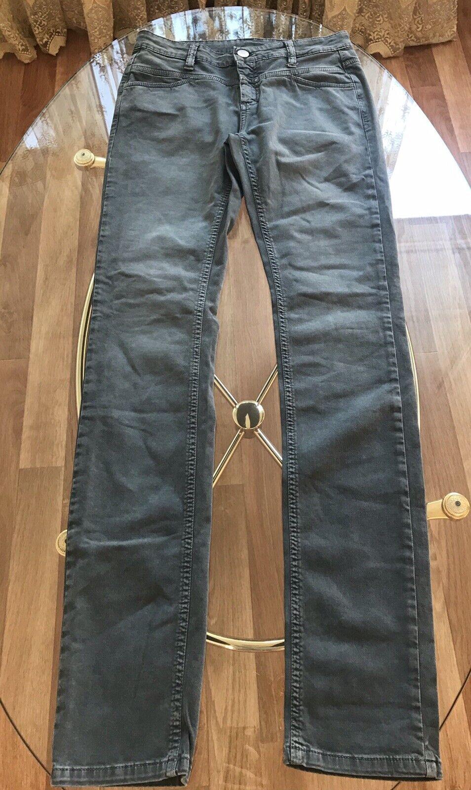 Closed ♥ Jeans Hose  it 40 XS S alta federal High waist italia pedal pusher nuevo  precios razonables