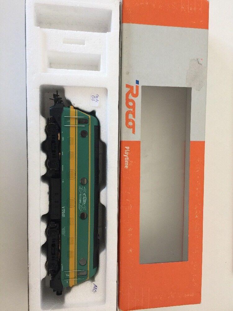Escala H0 Roco 63997 V170.01 Locomotora Diésel Digital Emb.orig