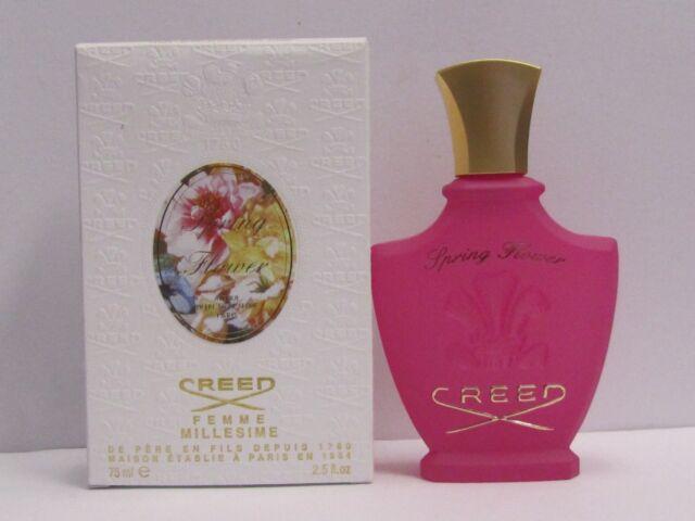 Creed spring flower 25oz womens perfume ebay creed spring flower by creed for women 25 oz millesime eau de parfum spray mightylinksfo