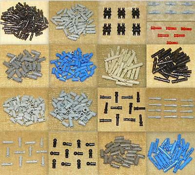 87082 1//2 3//4 3L etc CHOOSE LEGO Parts: Technic 32138 6558 61184 Pin: 4274