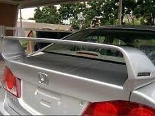 JSP 342008 Honda Civic Sedan Rear Spoiler Primed 2006-2011 Mugen Style High Wing