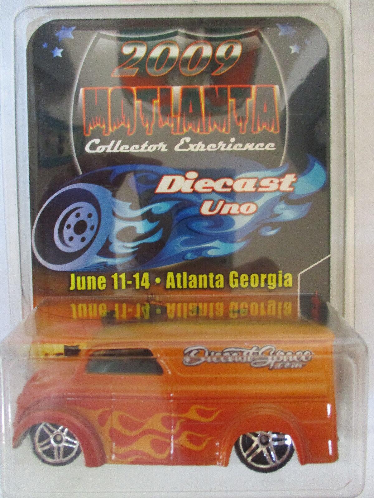 Hot Wheels 2009 Hotlanta Collector Experience Diecast Uno Car