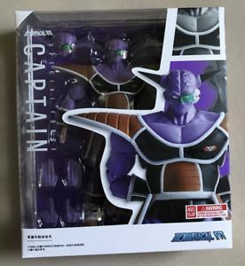 Hot Sale Demoniacal Fit Dragon ball Z SHF Figure Type Ginyu Force Captain