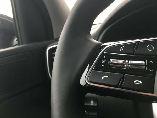 Kia Sportage 1,6 CRDi MHEV Comfort Edition DCT billede 10