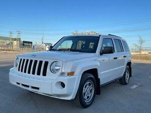 2009 Jeep Patriot Bas milage, extra propre