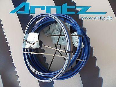 "3 pcs 132/"" x 1/""x 0.35/"" 6//10 Z ARNTZ BandSaw Blade M42 Bi-metal Art 430"