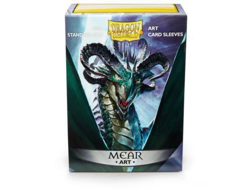 Dragon Shield New MEAR Art Classic Card Sleeves Deck Protectors 100 count Sealed