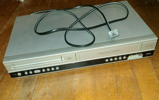 Philips DVP3340V DVD Player - NO REMOTE - tested working