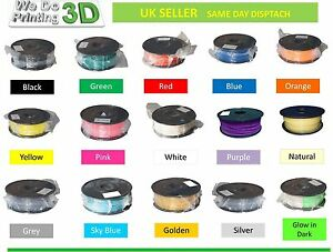 3D-Printer-Filament-PLA-1-75mm-1Kg-amp-0-5Kg-25-Colours-i3-RepRap