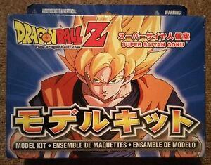 Dragonball-Z-S-S-Goku-Model-Kit-DBZ-Irwin-Toys-BNIB-Free-Postage