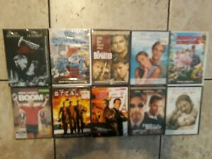 DVD-Lot-of-10-New-amp-Sealed-Assorted-Movies-Wholesale-Resale-Collect-Lot-3