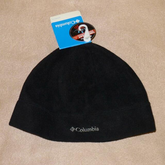 47470ae001709 Buy Original Columbia Thermarator Hat Black Large x-large online
