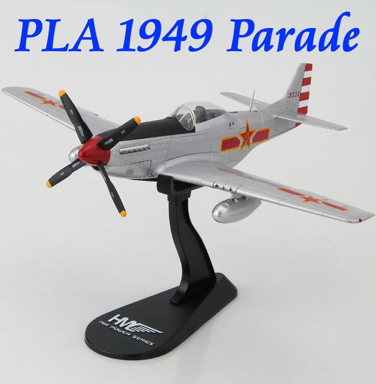 HOBBY MASTER 1 48 PLAAF P-51D Mustang 3032, 1st Sqn., 1949 parade HA7730