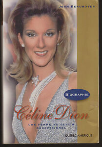 Soft-Cover-French-Book-Biographie-Celine-Dion-Une-Femme-au-Destin-Exceptionnel