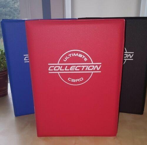 Toploader carpeta con 30 páginas Toploader por el SportsTech Co Elige Tu Color