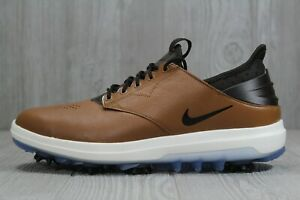 98a5781a1b2f25 41 New Nike Air Zoom Direct Golf Shoes Light British Tan Brown 10.5 ...