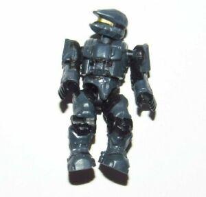 Details about silver Spartan : Halo Mega Bloks Construx Mattel Figure