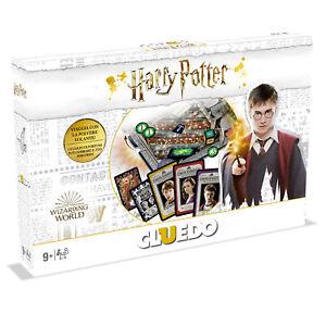 Asmodee Cluedo Edizione Harry Potter Gioco Da Tavolo