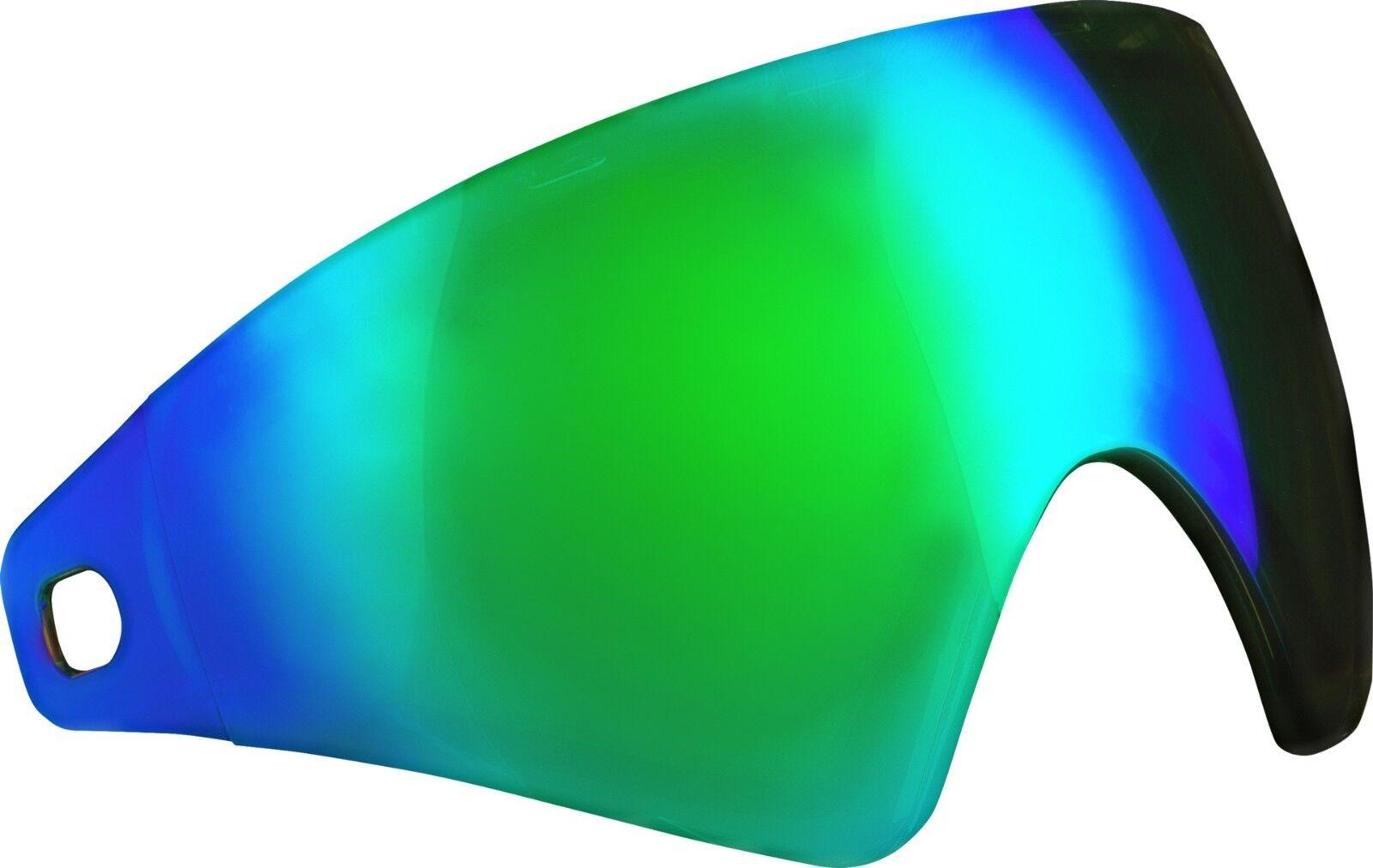 Virtue VIO Paintball Goggle   Mask Thermal Lens - Chromatic Emerald