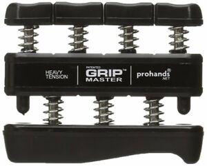 Gripmaster Pro Hand Exerciser Heavy Tension 9lbs per finger