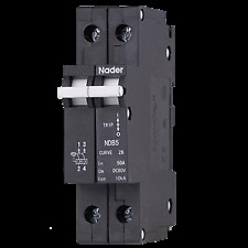 Nader NDB2-63 C6  1 pole 6 amp Breaker UL1077 Supplemental Protector ASI 1