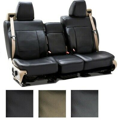 Rhinohide PVC Heavy Duty Synthetic Leather Seat Covers for Honda HR-V