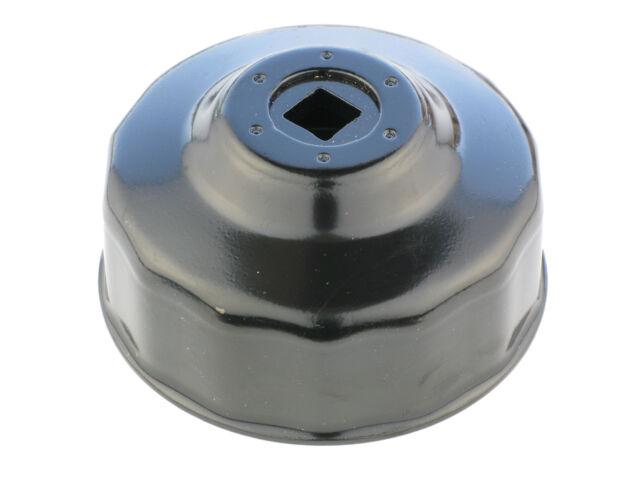 Cazoleta Llave Filtro de Aceite 76 mm x 14  BMW y VW - BGS 1046