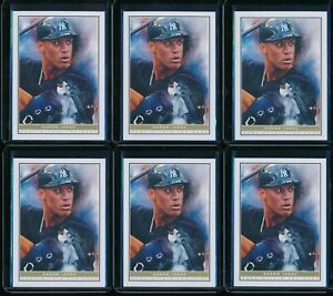 2020-Topps-Game-Within-the-Game-1-Aaron-Judge-6-Card-Lot-New-York-Yankees-NYY
