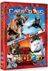 Cats and Dogs 1 and 2 DVD 2010