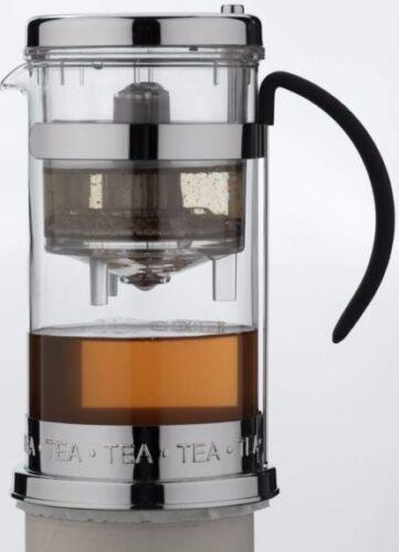 Il OLE Theo 1.0 L TEAMAKER Tea unica infusione sistema Grunwerg vetro
